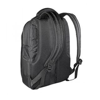"""V7 17.3"""" Edge Backpack schwarz"""