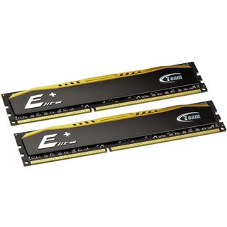 8GB TeamGroup Elite Plus Series DDR3-1866 DIMM CL13 Dual Kit