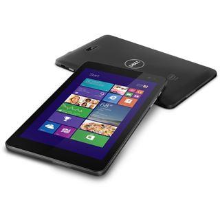 "8.0"" (20,32cm) Dell Venue 8 Pro WiFi/Bluetooth 32GB schwarz"