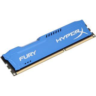 4GB HyperX FURY blau DDR3-1600 DIMM CL10 Single