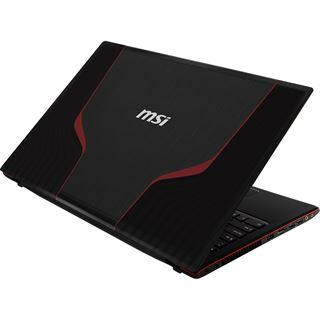 """Notebook 15.6"""" (39,62cm) MSI GE60-2PEi78H11B"""