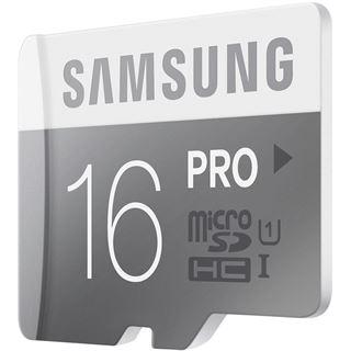16 GB Samsung Pro microSDHC UHS-I Retail