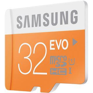 32 GB Samsung EVO microSDHC UHS-I Retail inkl. Adapter auf SD
