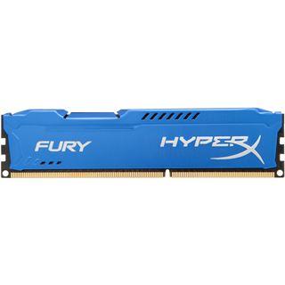4GB HyperX FURY blau DDR3-1866 DIMM CL10 Single