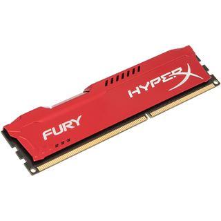 8GB HyperX FURY rot DDR3-1333 DIMM CL9 Single