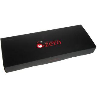 Ducky Zero CHERRY MX Brown USB Deutsch schwarz (kabelgebunden)