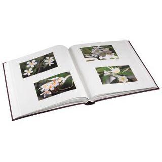 Hama Selbstklebealbum Birmingham, 28x33/72, Burgund