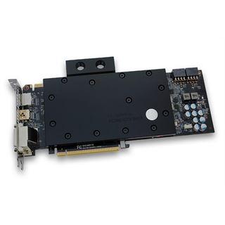 EK Water Blocks EK-FC780 GTX 780 (Ti) WindForce 3X - Acetal+Nickel Full Cover VGA Kühler