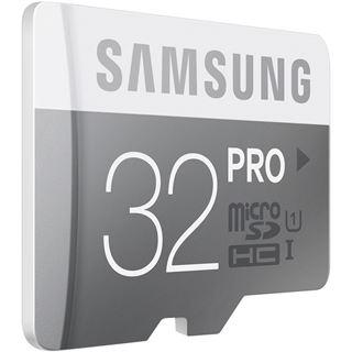32 GB Samsung UHS-I Pro microSDHC Class 10 Retail