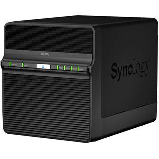 Synology DiskStation DS414j ohne Festplatten