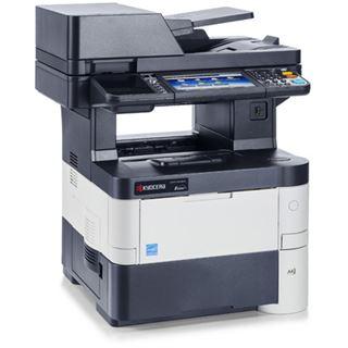 Kyocera Ecosys M3540idn S/W Laser Drucken/Scannen/Kopieren/Faxen Cardreader/LAN/USB 2.0