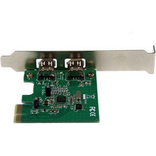 Startech PEX1394A2V 2 Port PCIe x1 retail