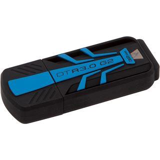 32 GB Kingston DataTraveler R3.0 G2 schwarz/blau USB 3.0
