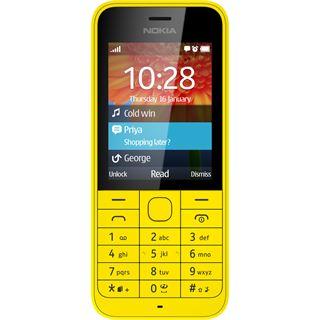 Nokia 220 gelb