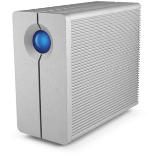 LaCie 2big NAS 10 TB (2x 5000GB)