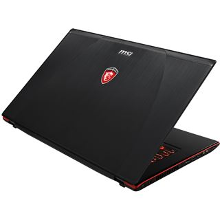 "Notebook 17.3"" (43,94cm) MSI GE70-2PCi581BFD FreeDos"