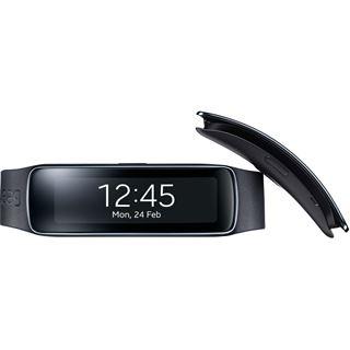 Samsung Gear FIT SM-R350, Schwarz