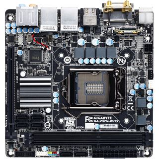 Gigabyte GA-H97N-WIFI Intel H97 So.1150 Dual Channel DDR3 Mini-ITX Retail