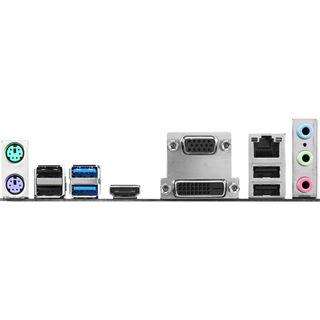 MSI Z97 PC Mate Intel Z97 So.1150 Dual Channel DDR3 ATX Retail