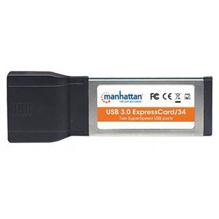 Manhattan USB 3.0 ExpressCard/34