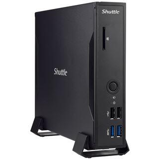 Shuttle Slim-PC DS437T 1037U SO-DDR3 2xCOM, Fanless Barebone