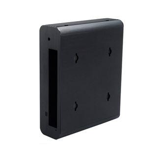 Akasa Euler Mini Tower ohne Netzteil schwarz