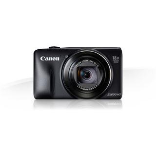 Canon POWERSHOT SX600 HS schwarz