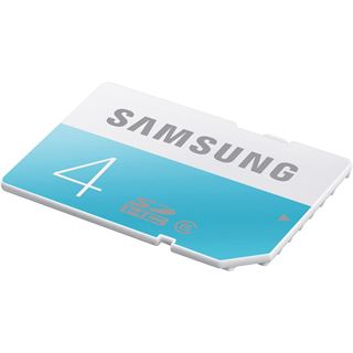 4 GB Samsung Standard SDHC Class 6 Retail