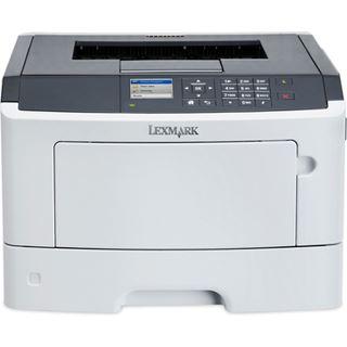 Lexmark MS415dn S/W Laser Drucken LAN/Parallel/USB 2.0