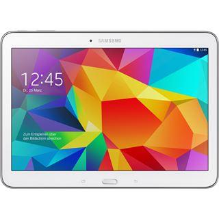 """10.1"""" (25,65cm) Samsung Galaxy Tab 4 10.1 T535N 3G/4G/LTE/WiFi/UMTS/Bluetooth V4.0/GPS/HSPA+ 16GB weiss"""