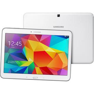 """10.1"""" (25,65cm) Samsung Galaxy Tab 4 10.1 T530N WiFi/Bluetooth V4.0/GPS 16GB weiss"""