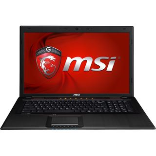 "Notebook 17.3"" (43,94cm) MSI GP70-2PEi581FD Leopard FreeDos"