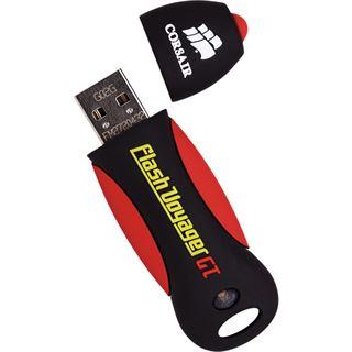 64 GB Corsair Flash Voyager GT schwarz/rot/gelb USB 3.0