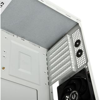 BitFenix King Mod Outlaw USB 3.0 Midi-Tower, weiß - gedämmt
