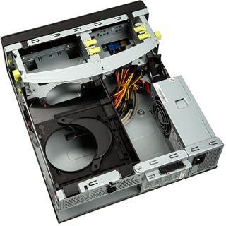 IN WIN BL641 Desktop 300 Watt schwarz