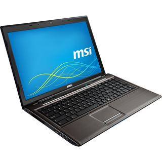 """Notebook 15.6"""" (39,62cm) MSI CX61-2PCi345W7"""
