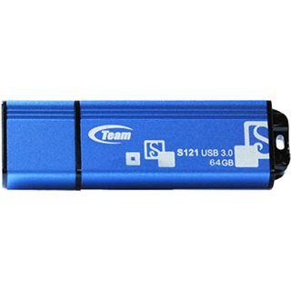 64 GB TeamGroup S121 blau USB 3.0