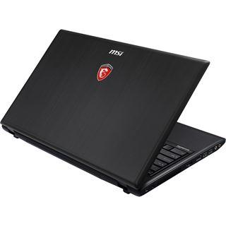 "Notebook 15.6"" (39,62cm) MSI GP60-2PEi787FD FreeDos"