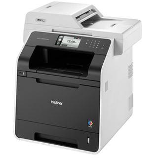 Brother MFC-L8850CDW Farblaser Drucken/Scannen/Kopieren/Faxen LAN/USB 2.0/WLAN