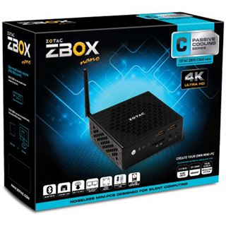 Zotac ZBox Barebone CI540NANO