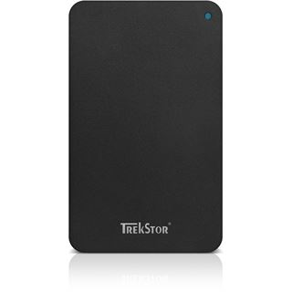 "1000GB TrekStor DataStation pocket pace 84970 2.5"" (6.4cm) USB 3.0 schwarz"