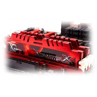 4GB G.Skill RipJawsX DDR3-1600 DIMM CL9 Single