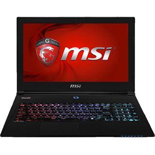 """Notebook 15.6"""" (39,62cm) MSI GS60-2PCi581"""