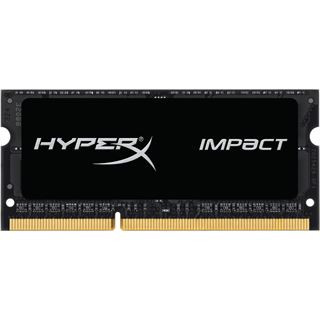 16GB HyperX Impact DDR3L-1600 SO-DIMM CL9 Dual Kit