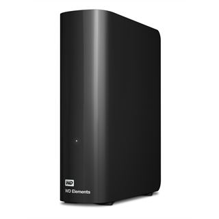 "4000GB WD Elements Desktop WDBWLG0040HBK-EESN 3.5"" (8.9cm) USB 3.0 schwarz"