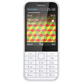 Nokia 225 Dual SIM weiß