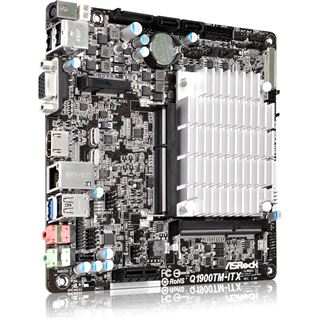 ASRock Q1900TM-ITX SoC So.BGA Dual Channel DDR3 Thin Mini-ITX Retail