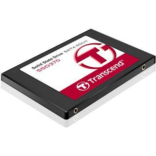 "256GB Transcend SSD370 2.5"" (6.4cm) SATA 6Gb/s MLC synchron (TS256GSSD370)"