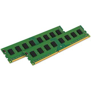 16GB Kingston ValueRAM DDR3L-1600 DIMM CL11 Dual Kit