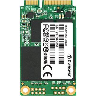 512GB Transcend Industrial MSA370 Module mSATA 6Gb/s MLC (TS512GMSA370)